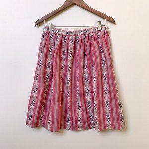 Vintage Pendleton Cotton Skirt